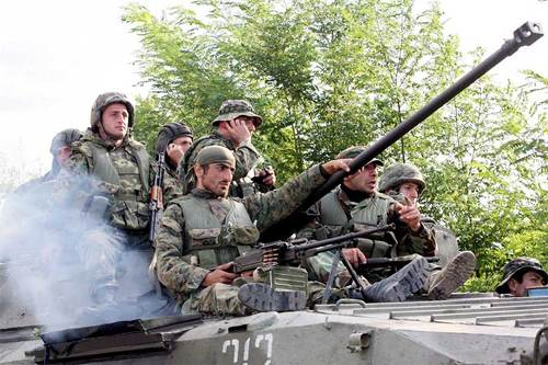Guerra in Georgia