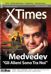 X-TIMES cover