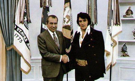 Elvis with Nixon
