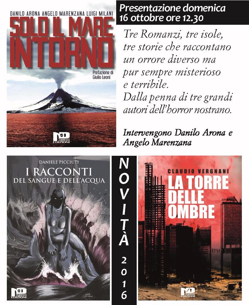Nero Press a Stranimondi 2016!