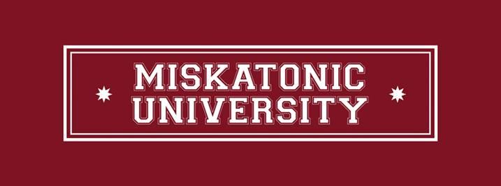 miskatonic banner