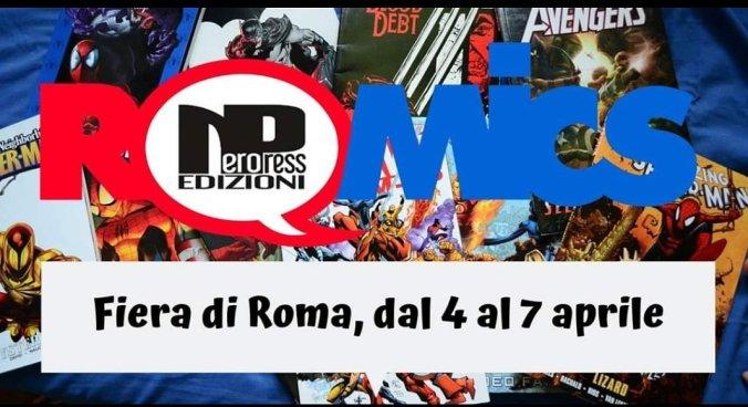Logo NPE Romics
