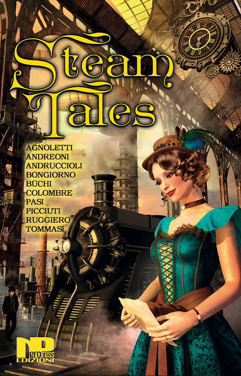 Steam Tales cover